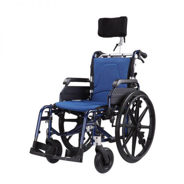 MW-190—Manual-Backrest-Recline-Wheelchair_10