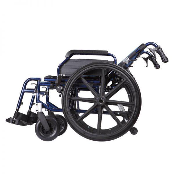 MW-190—Manual-Backrest-Recline-Wheelchair_2