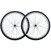 detachable rear wheel